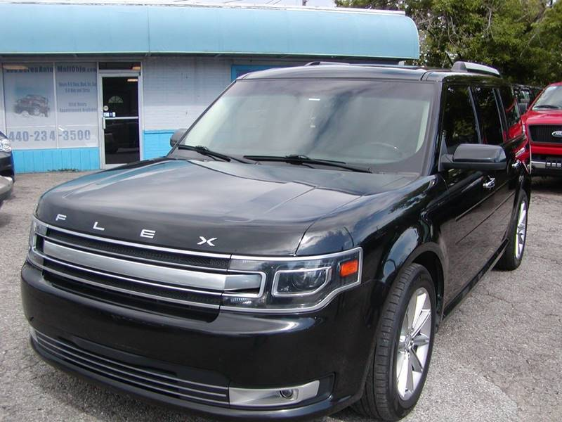 2013 Ford Flex Limited AWD 4dr Crossover for sale at Berea Auto Mall
