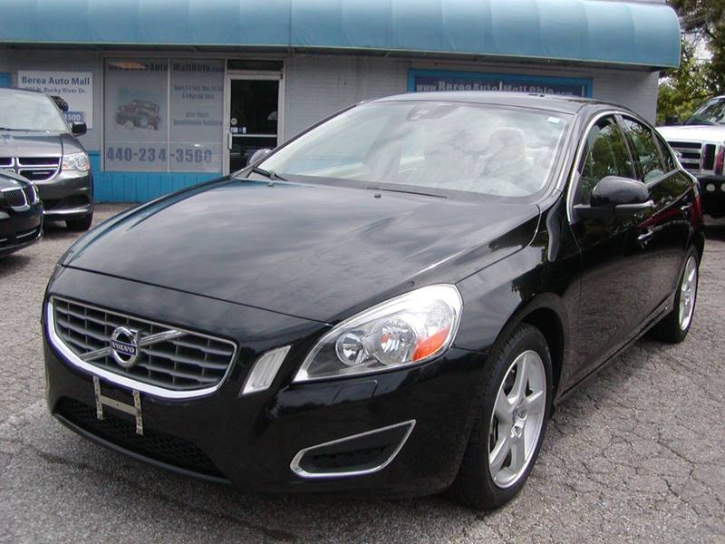 2013 Volvo S60 T5 AWD 4dr Sedan for sale at Berea Auto Mall