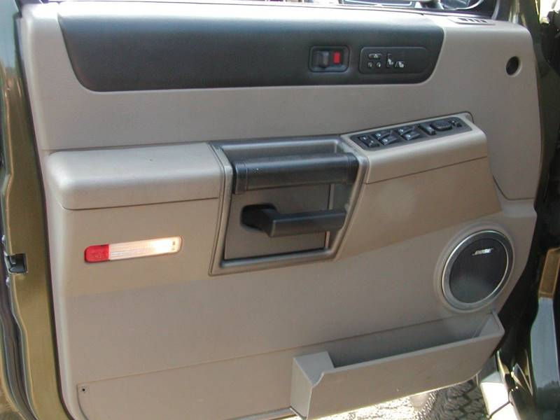 2003 HUMMER H2 Base 4dr 4WD SUV for sale at Berea Auto Mall