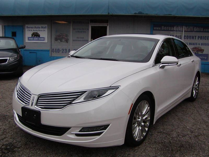 2013 Lincoln MKZ Base 4dr Sedan for sale at Berea Auto Mall