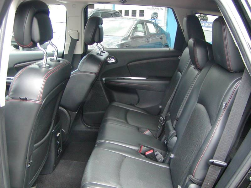 2014 Dodge Journey R/T AWD 4dr SUV for sale at Berea Auto Mall