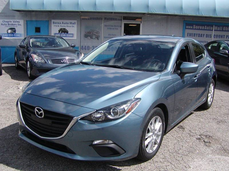 2014 Mazda MAZDA3 i Grand Touring 4dr Hatchback 6A for sale at Berea Auto Mall