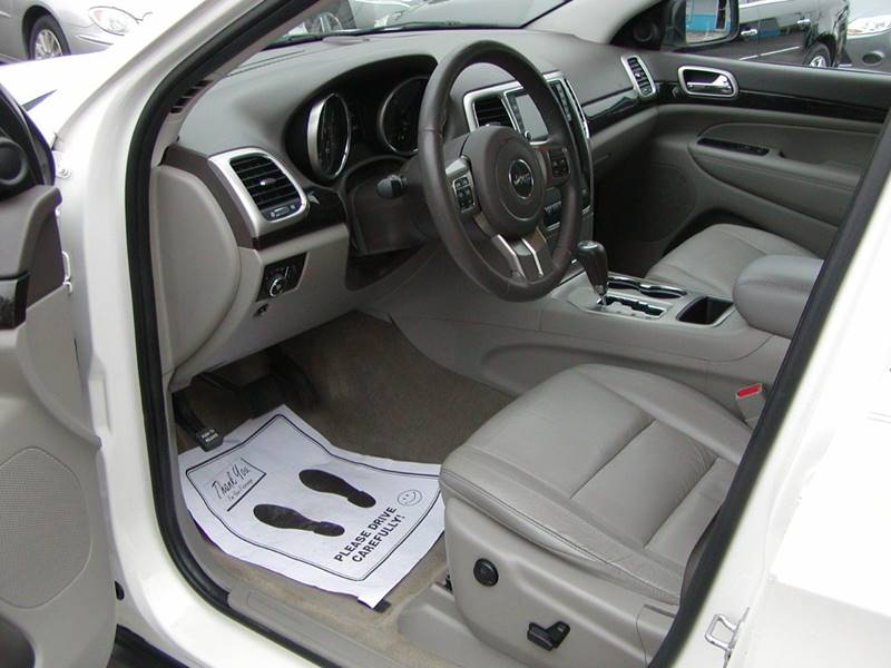 2012 Jeep Grand Cherokee Laredo 4x4 4dr SUV for sale at Berea Auto Mall