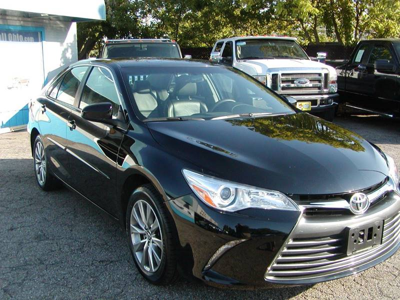2017 Toyota Camry XLE 4dr Sedan for sale at Berea Auto Mall