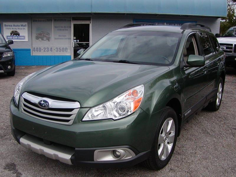 2011 Subaru Outback 3.6R Limited AWD 4dr Wagon for sale at Berea Auto Mall