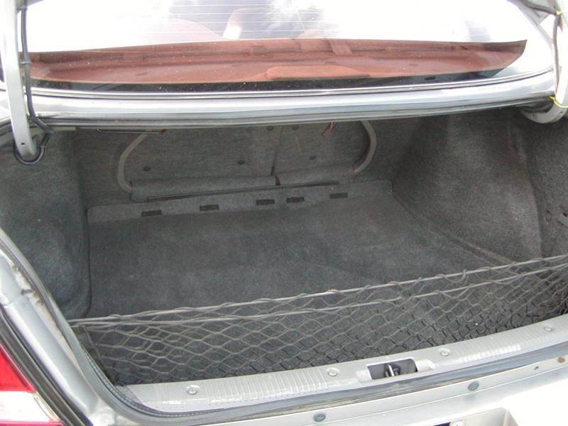 2001 Nissan Altima XE 4dr Sedan for sale at Berea Auto Mall