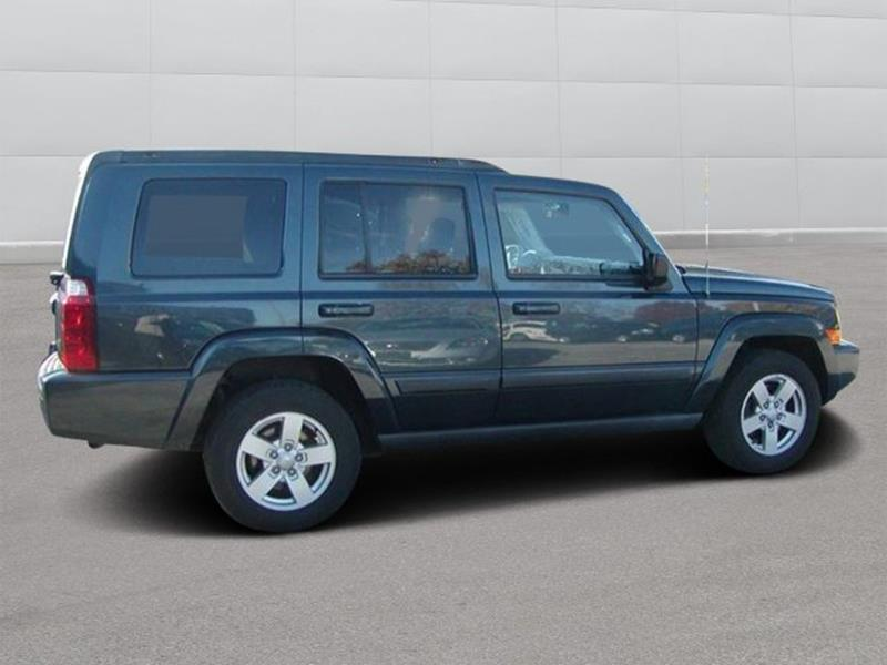 2007 Jeep Commander Sport 4dr SUV 4WD for sale at Berea Auto Mall