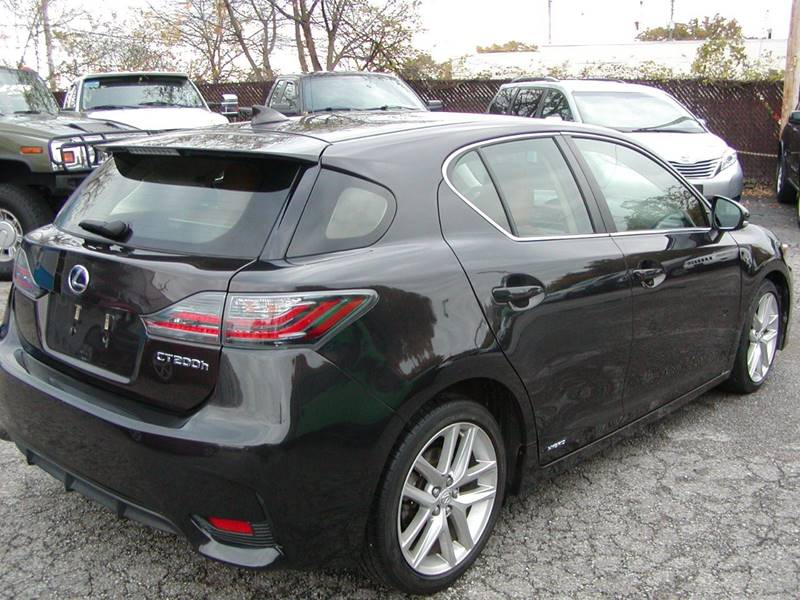 2014 Lexus CT 200h Base 4dr Hatchback for sale at Berea Auto Mall