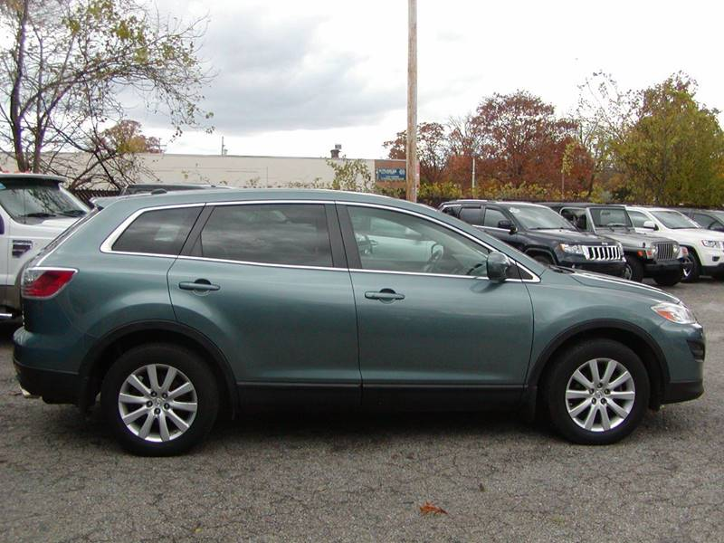 2010 Mazda CX-9 Touring AWD 4dr SUV for sale at Berea Auto Mall
