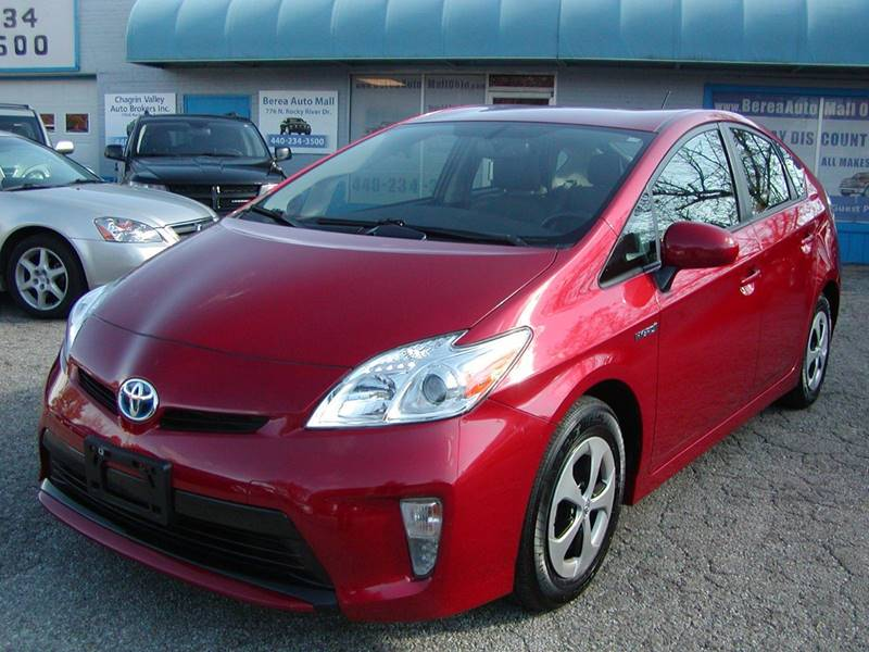 2014 Toyota Prius Five 4dr Hatchback for sale at Berea Auto Mall
