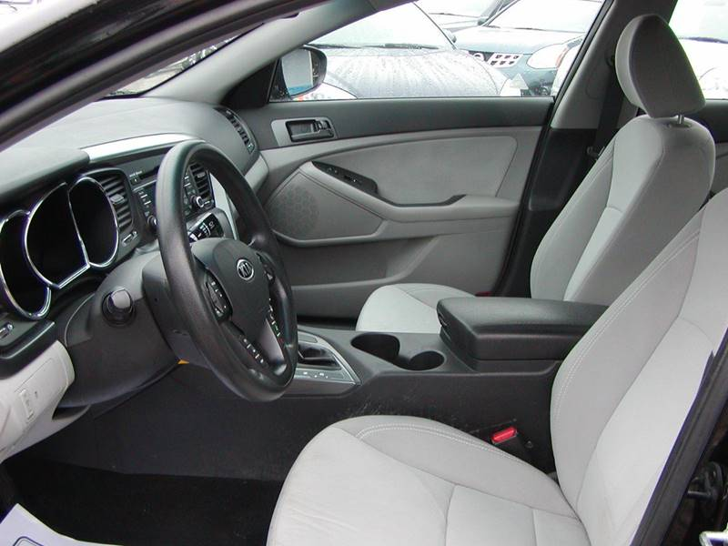 2012 Kia Optima LX 4dr Sedan 6A for sale at Berea Auto Mall