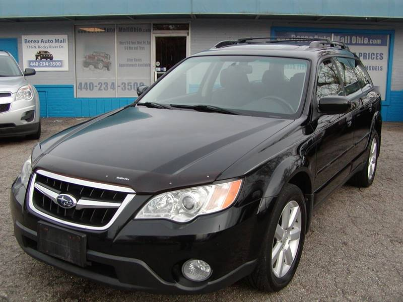 2008 Subaru Outback 2.5i Limited AWD 4dr Wagon 4A for sale at Berea Auto Mall