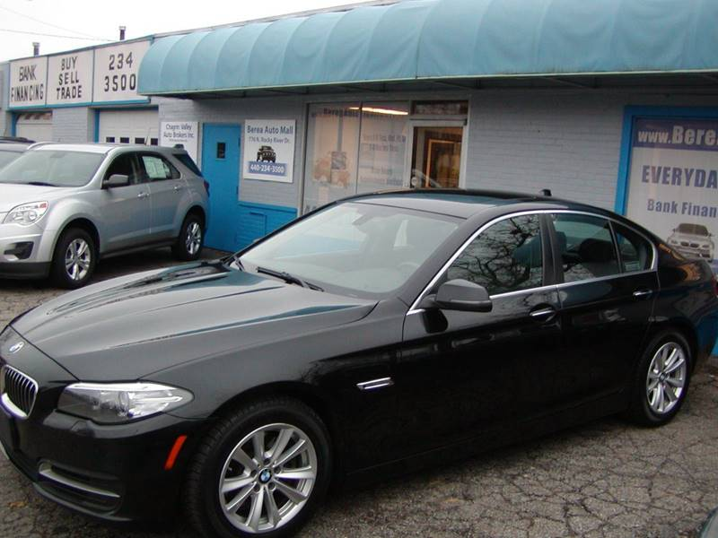 2014 BMW 5 Series 528i xDrive AWD 4dr Sedan for sale at Berea Auto Mall