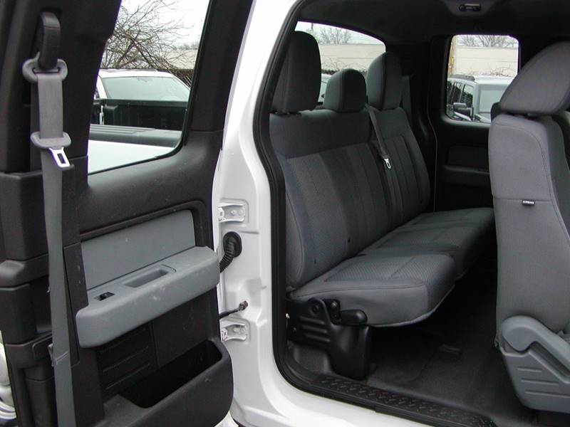 2011 Ford F-150 XL 4x2 4dr SuperCab Styleside 6.5 ft. SB for sale at Berea Auto Mall