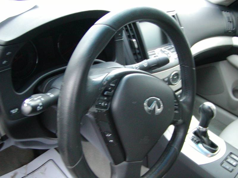 2007 Infiniti G35 x AWD 4dr Sedan for sale at Berea Auto Mall