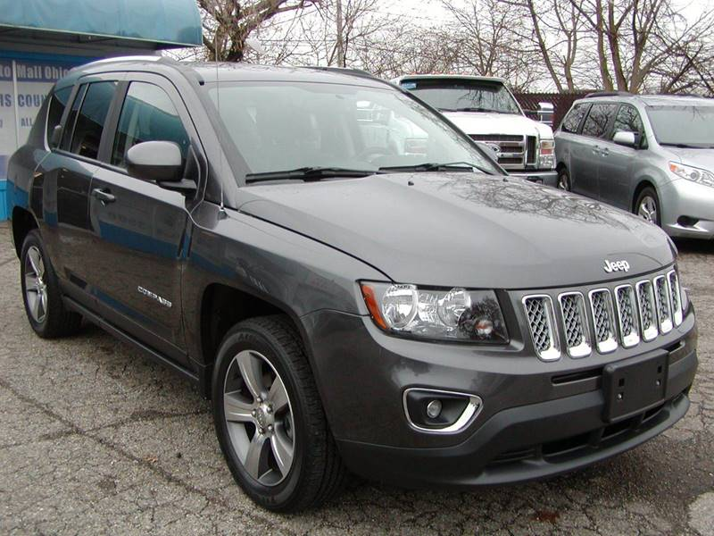 2016 Jeep Compass High Altitude 4dr SUV for sale at Berea Auto Mall