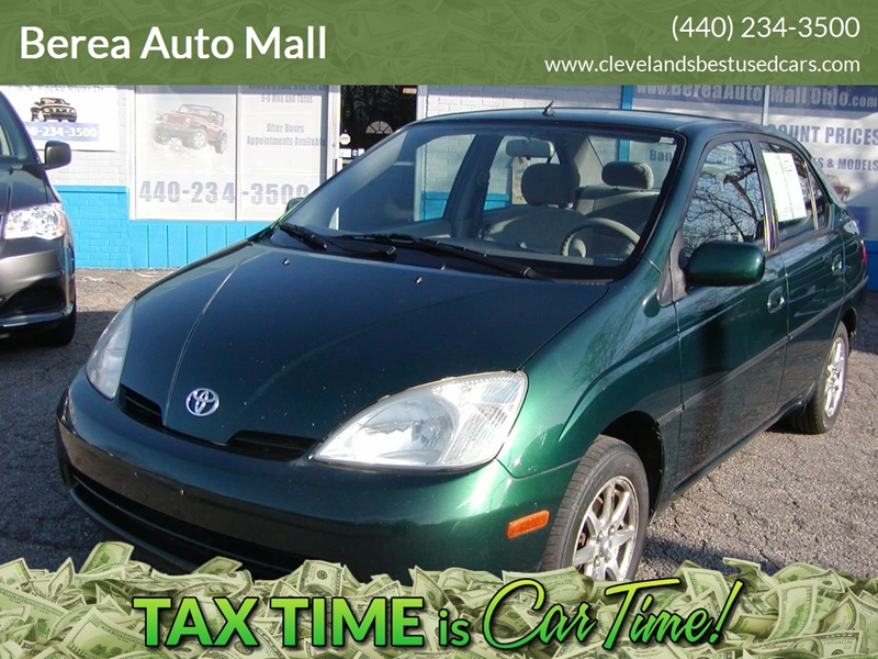 2001 Toyota Prius Base 4dr Sedan for sale at Berea Auto Mall