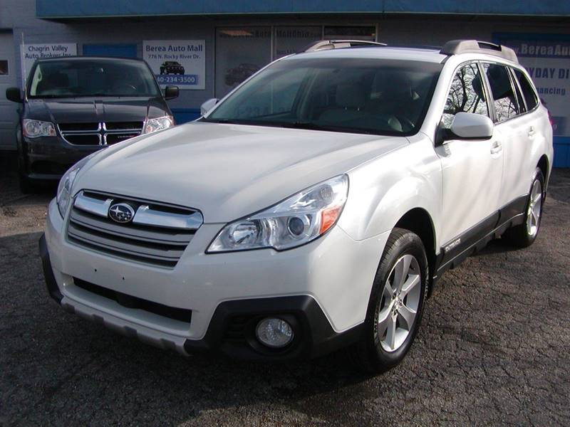 2014 Subaru Outback 2.5i Limited AWD 4dr Wagon for sale at Berea Auto Mall
