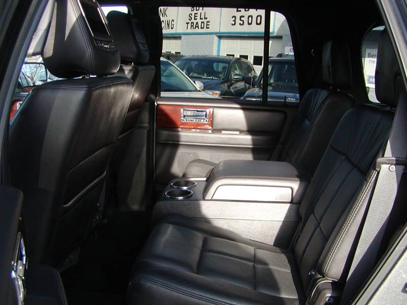 2011 Lincoln Navigator Base 4x4 4dr SUV for sale at Berea Auto Mall