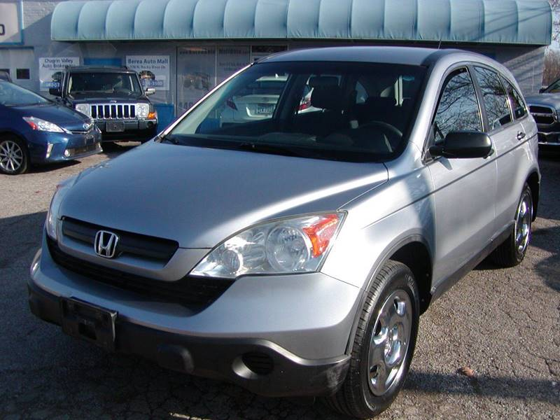 2007 Honda CR-V LX AWD 4dr SUV for sale at Berea Auto Mall