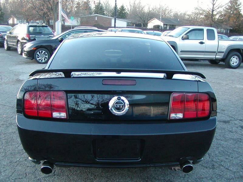 2008 Ford Mustang GT Deluxe 2dr Fastback for sale at Berea Auto Mall