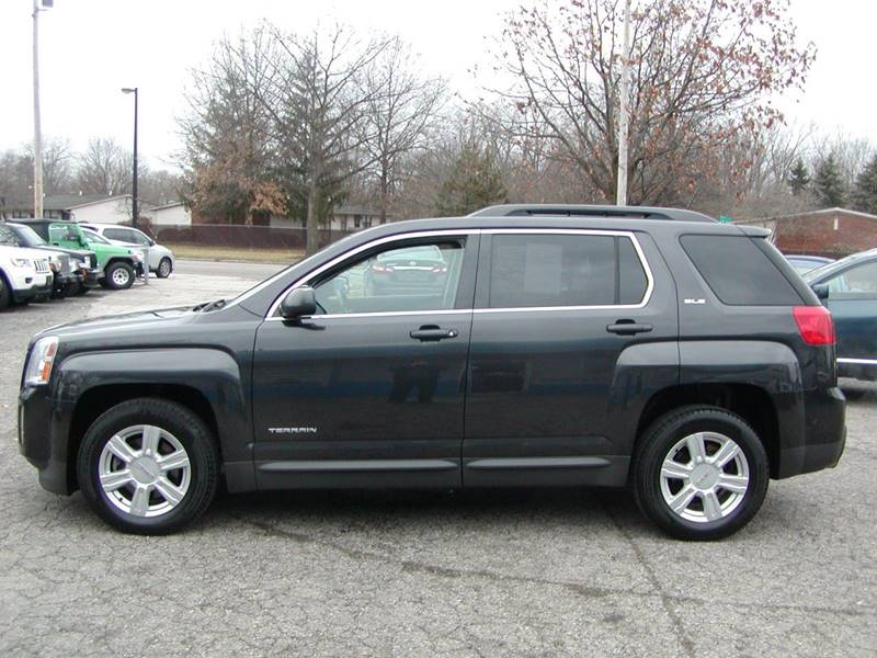 2014 GMC Terrain SLE 2 4dr SUV for sale at Berea Auto Mall
