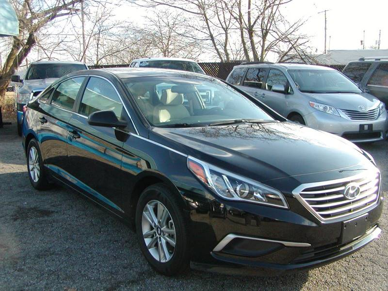 2017 Hyundai Sonata SE 4dr Sedan for sale at Berea Auto Mall