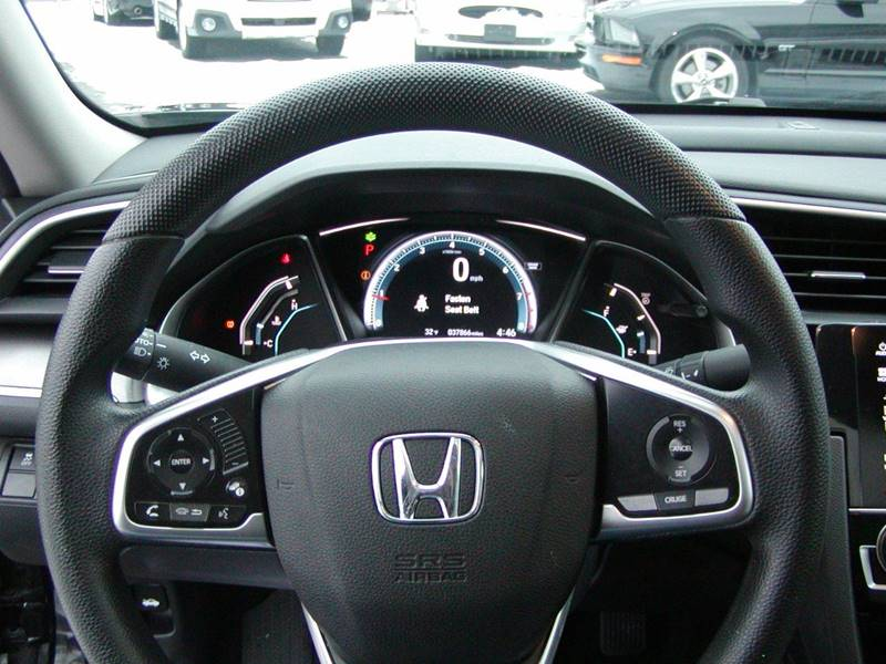 2016 Honda Civic EX 4dr Sedan for sale at Berea Auto Mall