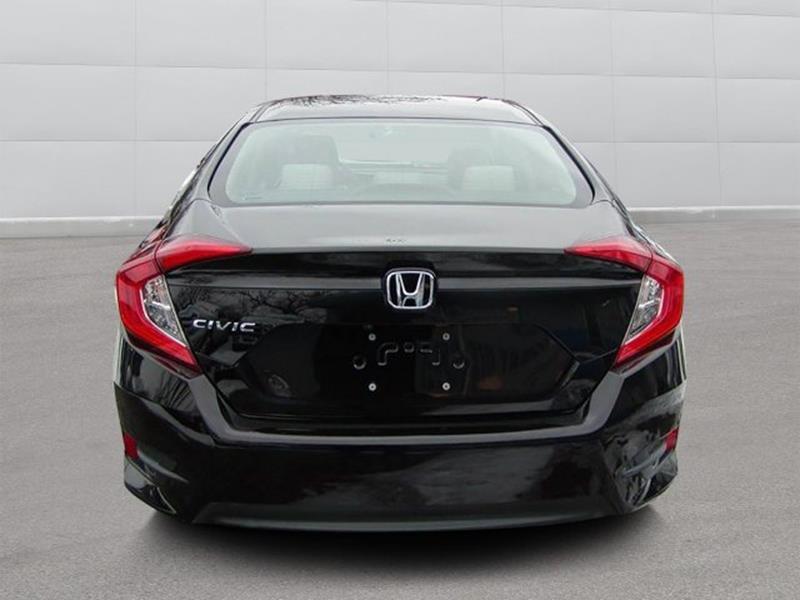 2016 Honda Civic EX 4dr Sedan for sale at Berea Auto Mall