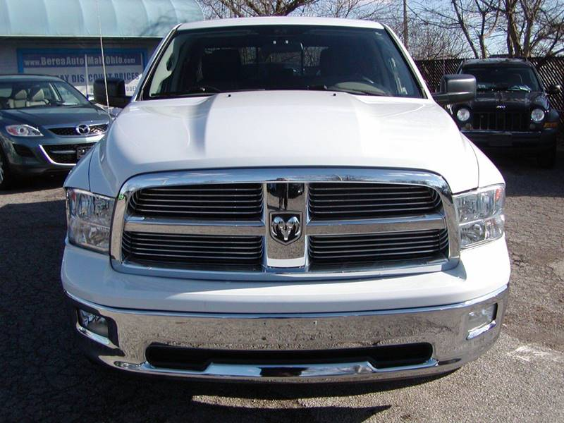 2012 RAM Ram Pickup 1500 Big Horn 4x4 4dr Quad Cab 6.3 ft. SB Pickup for sale at Berea Auto Mall