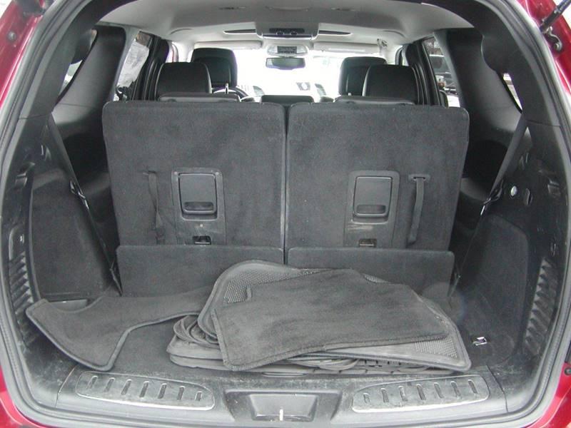2011 Dodge Durango Citadel AWD 4dr SUV for sale at Berea Auto Mall