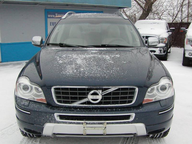2014 Volvo XC90 3.2 Premier Plus AWD 4dr SUV for sale at Berea Auto Mall