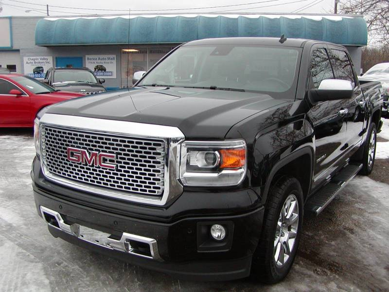 2014 GMC Sierra 1500 Denali 4x4 4dr Crew Cab 5.8 ft. SB for sale at Berea Auto Mall