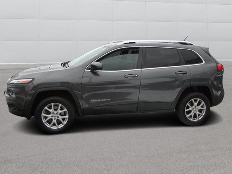 2014 Jeep Cherokee Latitude 4x4 4dr SUV for sale at Berea Auto Mall