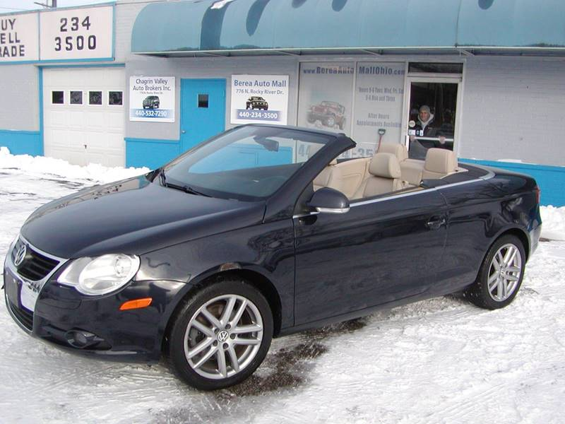 2008 Volkswagen Eos Lux 2dr Convertible 6A for sale at Berea Auto Mall