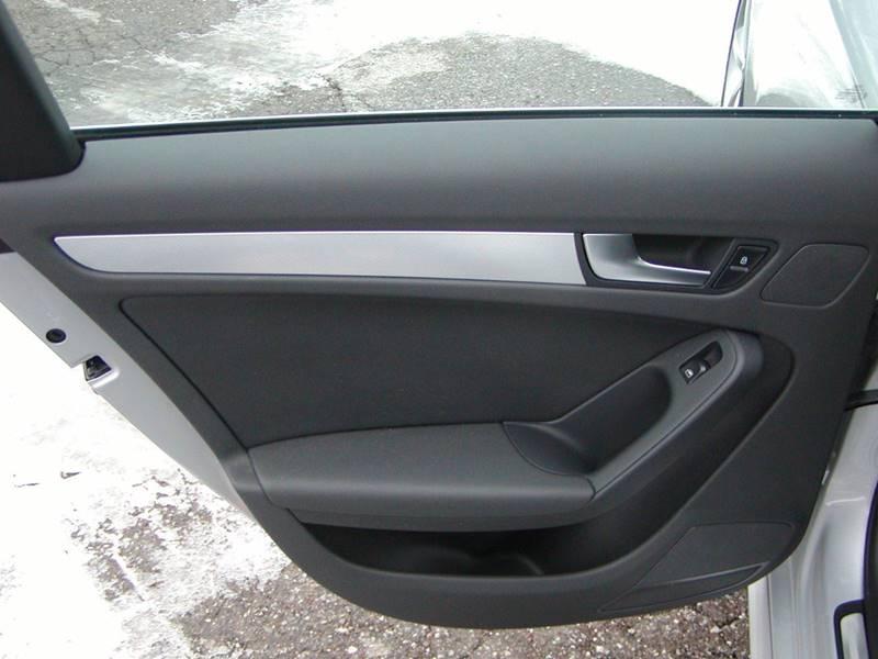 2012 Audi A4 2.0T quattro Premium Plus AWD 4dr Sedan 8A for sale at Berea Auto Mall
