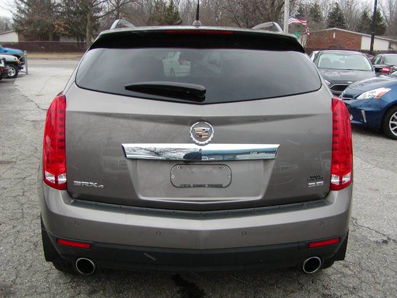 2012 Cadillac SRX Luxury Collection AWD 4dr SUV for sale at Berea Auto Mall