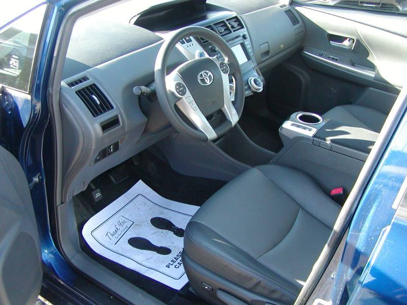 2012 Toyota Prius v Five 4dr Wagon for sale at Berea Auto Mall