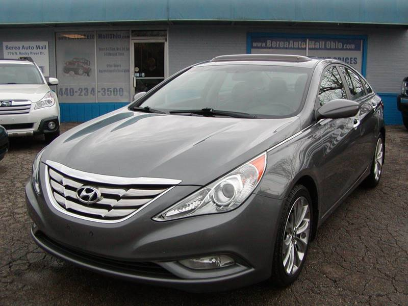 2011 Hyundai Sonata SE 4dr Sedan 6A for sale at Berea Auto Mall
