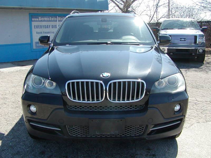 2007 BMW X5 4.8i AWD 4dr SUV for sale at Berea Auto Mall