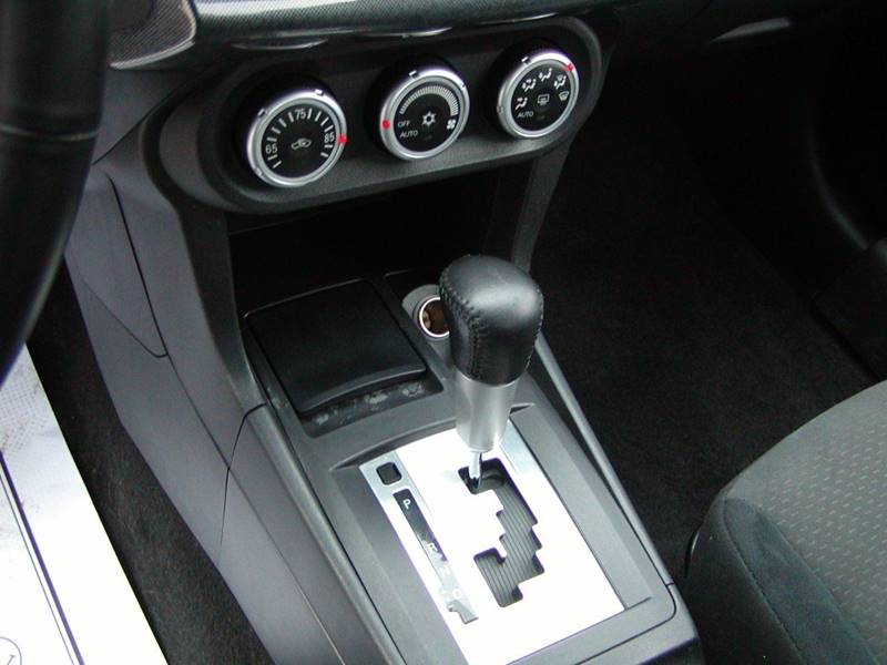 2008 Mitsubishi Lancer GTS 4dr Sedan CVT for sale at Berea Auto Mall