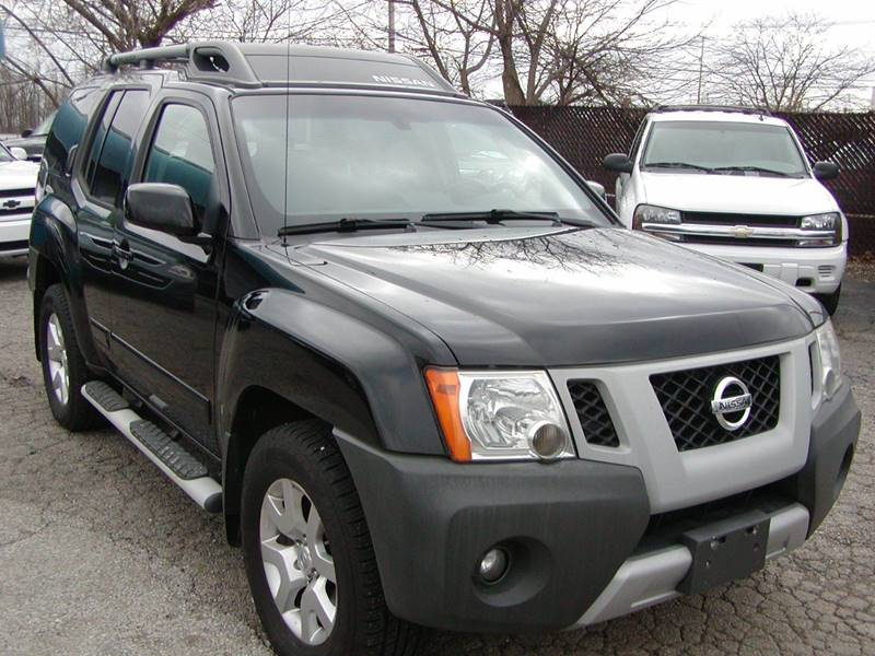 2010 Nissan Xterra SE 4x4 4dr SUV for sale at Berea Auto Mall