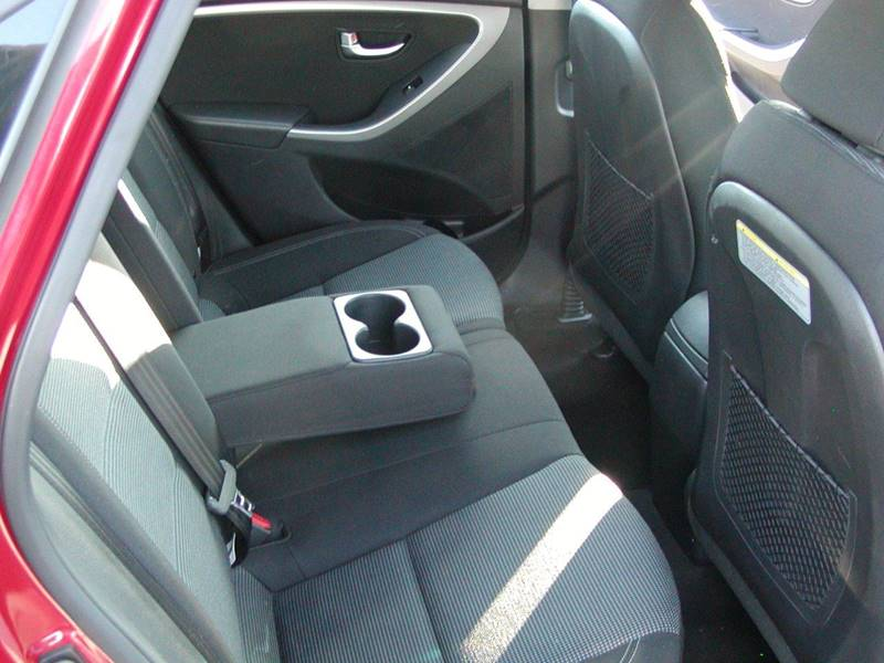 2016 Hyundai Elantra GT Base 4dr Hatchback 6A for sale at Berea Auto Mall