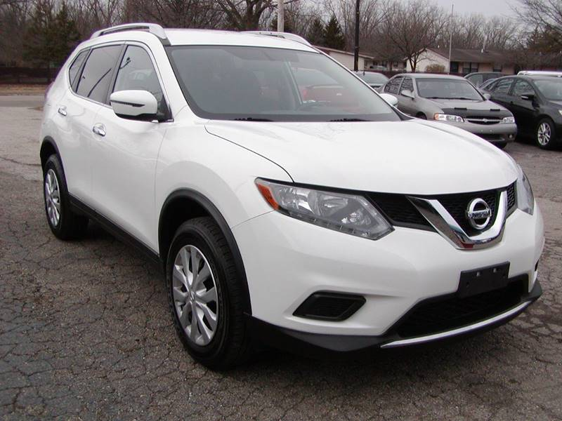 2016 Nissan Rogue S AWD 4dr Crossover for sale at Berea Auto Mall