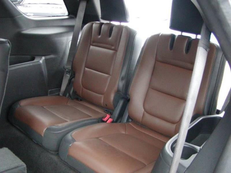 2012 Ford Explorer Limited AWD 4dr SUV for sale at Berea Auto Mall