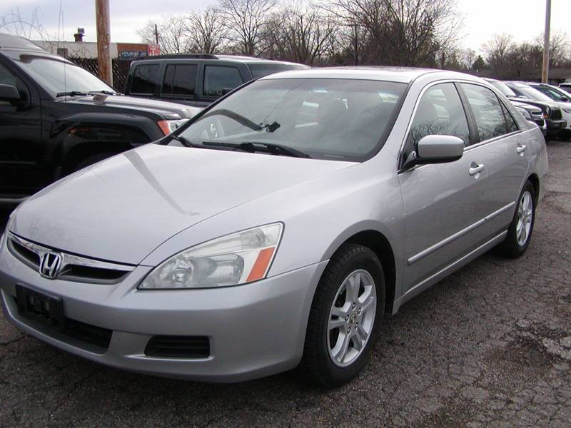 2006 Honda Accord EX 4dr Sedan 5A for sale at Berea Auto Mall