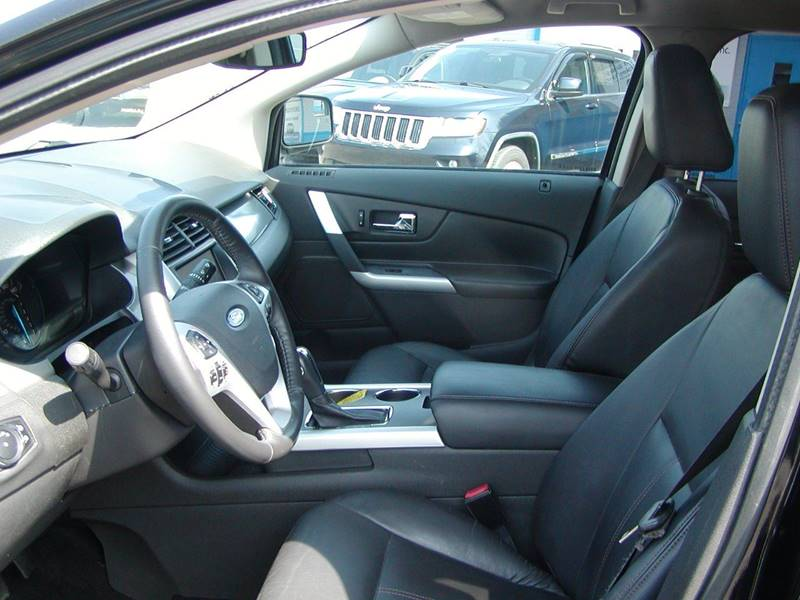 2011 Ford Edge SEL 4dr Crossover for sale at Berea Auto Mall
