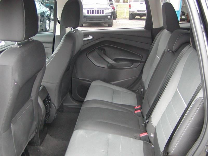 2015 Ford Escape SE AWD 4dr SUV for sale at Berea Auto Mall
