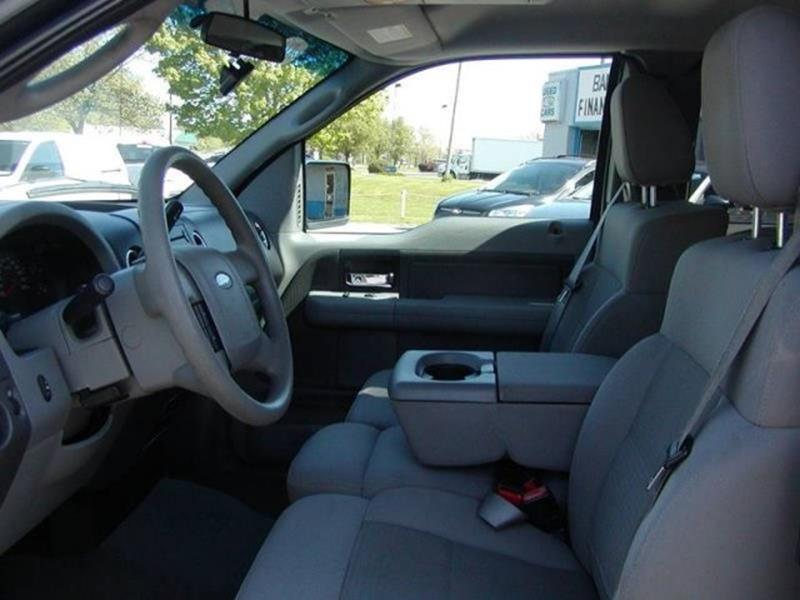 2006 Ford F-150 XLT 4dr SuperCab 4WD Styleside 5.5 ft. SB for sale at Berea Auto Mall