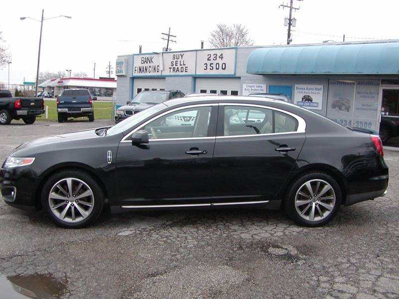 2009 Lincoln MKS Base AWD 4dr Sedan for sale at Berea Auto Mall